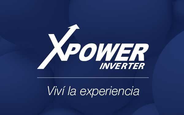 X POWER – LANZAMIENTO